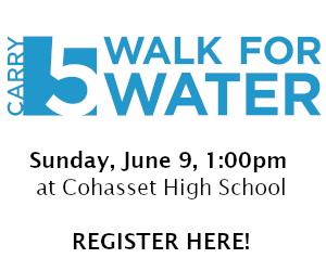 Carry 5 Walk for Water Everybody Water