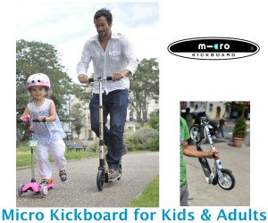 Micro Kickboard Scooters for all ages
