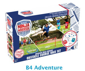 American Ninja Warrior B4 Adventures Obstacle Race