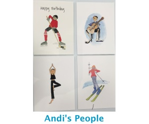 Andi's People