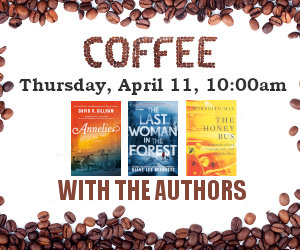 April Coffee with the Authors
