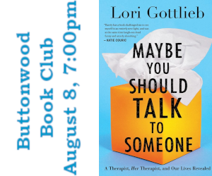Lori Gottlieb Maybe You Should Talk to Someone