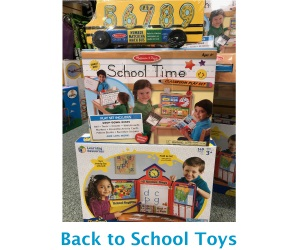 Back to School Toys