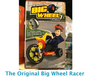 Original Big Wheel Racer