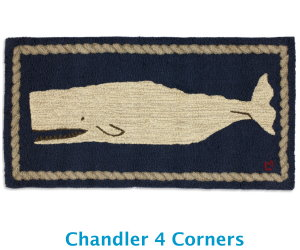Chandler 4 Corners White