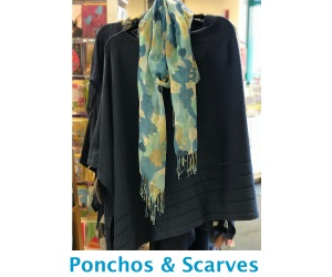 Darci Ponchos and Wraps