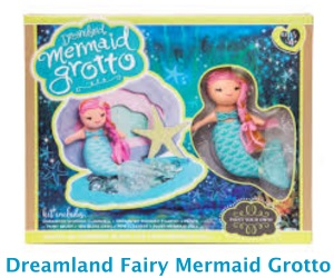 Dreamland Fairy Mermaid Grotto