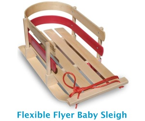 Flexible Flyer Baby Sleigh