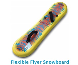 Flexible Flyer Snowboard