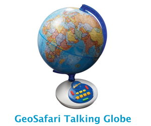GeoSafari Talking Globe Educational Insights