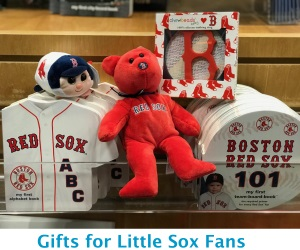 Gifts for Little Red Sox Fans