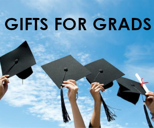 Gifts for Grads!