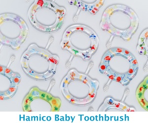 Hamico Baby Toothbrush
