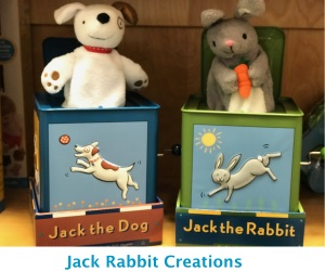Jack Rabbit Creations Jack in the Box