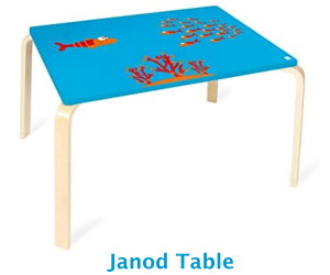 Janod Scratch Maurice Table