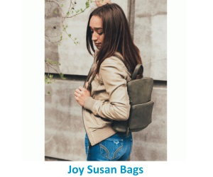 Joy Susan Backpack