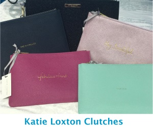 Katie Loxton Clutches