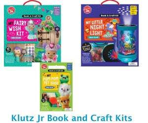 Klutz Jr Book and Craft Kit