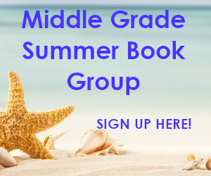 Middle Grade Summer Book Club