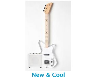 Loog Electric Guitar with amp