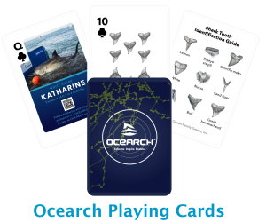 Ocearch Playing Cards
