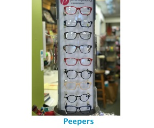 Peepers Glasses & Sunglasses Readers