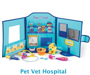 Learning Resources Pet Vet Hospital