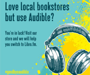 Audible Switch LibroFM