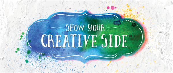 Show Your Creative Side