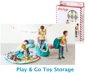 Play and Go Toy Storage