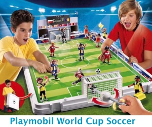 Playmobil World Cup Soccer