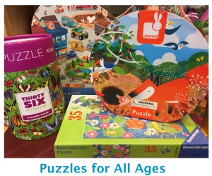 Puzzles for All Ages