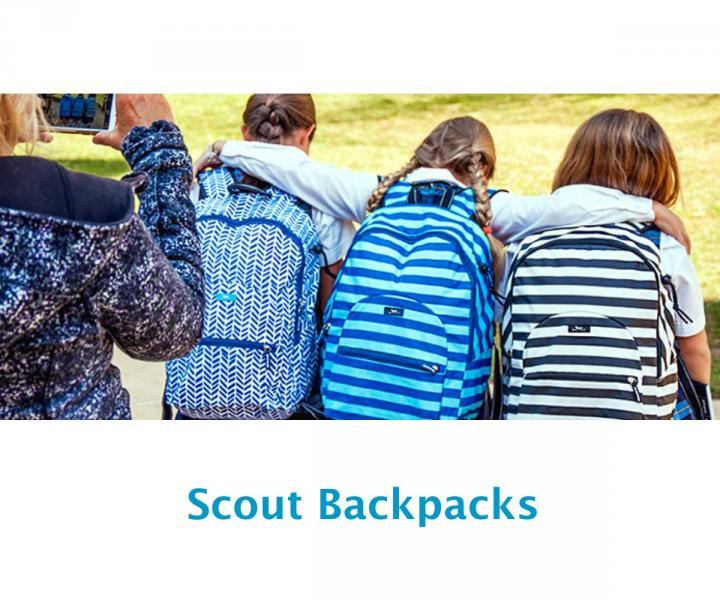 Scout backpacks