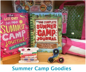 Summer Camp Goodies