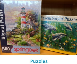 Summer Puzzles