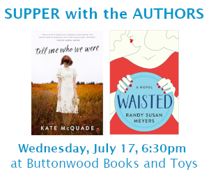 July Supper with the Authors