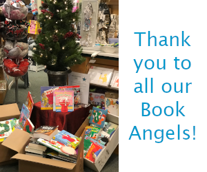 Thank you to all our Book Angels!