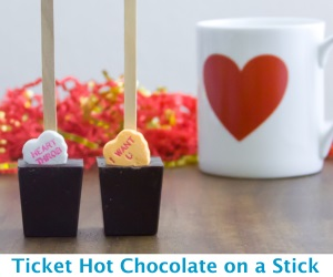 Ticket Hot Chocolate