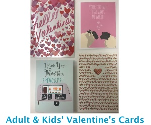 Valentine's Day cards for kids & adults
