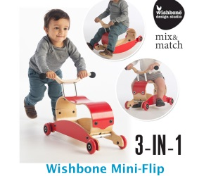 Wishbone Mini-Flip
